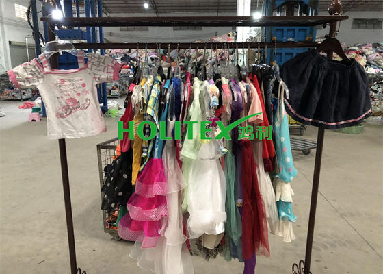 Fashionable Used Children'S Clothing / Children Summer Wear For Southeast Asia