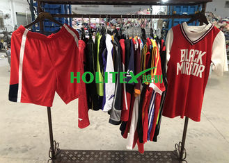 Japanese Style Used Summer Clothes / Used Sports Uniforms For Adults