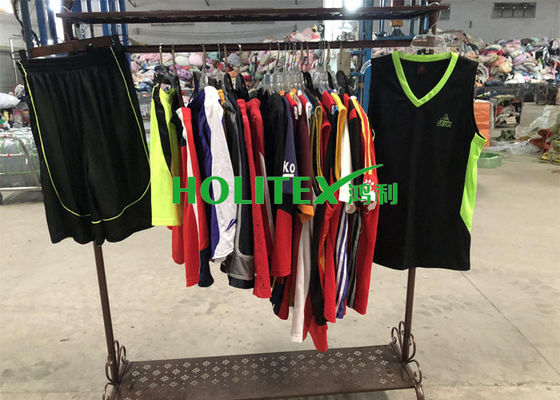 Professional Bundle Used Clothing / Japanese Style Second Hand Jerseys