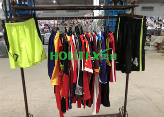 High Quality Used Clothing Japanese Style Used Football Jerseys Polyester Material
