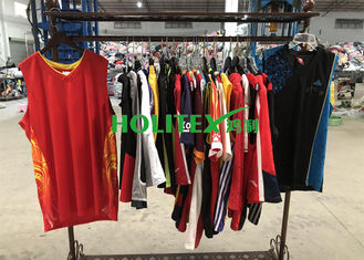 Fashionable Used Summer Clothes Polyester Material American Style Jersey