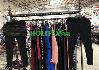 Comfortable Second Hand Womens Clothing South Korean Style Used Ladies Winter Stretch Pants