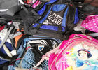 Mixed Size Used School Bags Colorful Holitex For All Seasons Health Certified