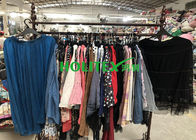 Popular Used Summer Clothes / Second Hand Womens Cotton Skirts For Southeast Asia
