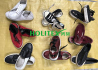 China Women Clean Used Canvas Shoes , First Grade Second Hand Clothes Shoes factory
