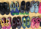 Female Second Hand Sports Shoes , All Seasons Ladies Used Shoes For Africa