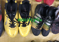 China Colorful Second Hand Football Shoes / Used Football Shoes For Outdoor Sport company