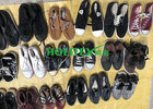 China Clean Used Mens Shoes Comfortable Mixed Size Second Hand Running Shoes company