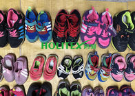 China Summer Second Hand Kids Shoes , First Grade Used Canvas Shoes For Children factory