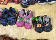 China Soft Second Hand Kids Shoes , Fashionable Used Leather Shoes For Childrens factory