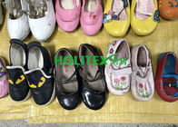China Beautiful Used Children'S Shoes First Grade Second Hand Leather Shoes For Summer factory